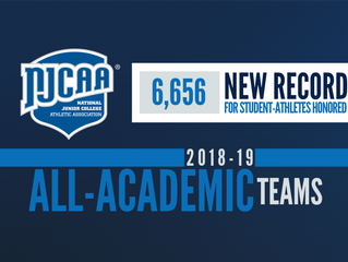 Nine Bevill State Student Athletes Earn Spots on NJCAA All-Academic Teams