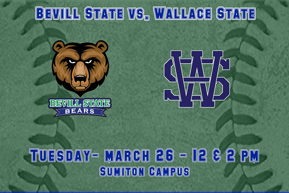 Bevill State vs. Wallace State Graphic