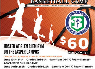 Basketball Camps Scheduled for June