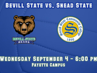 Bevill State Volley Begins Home Games