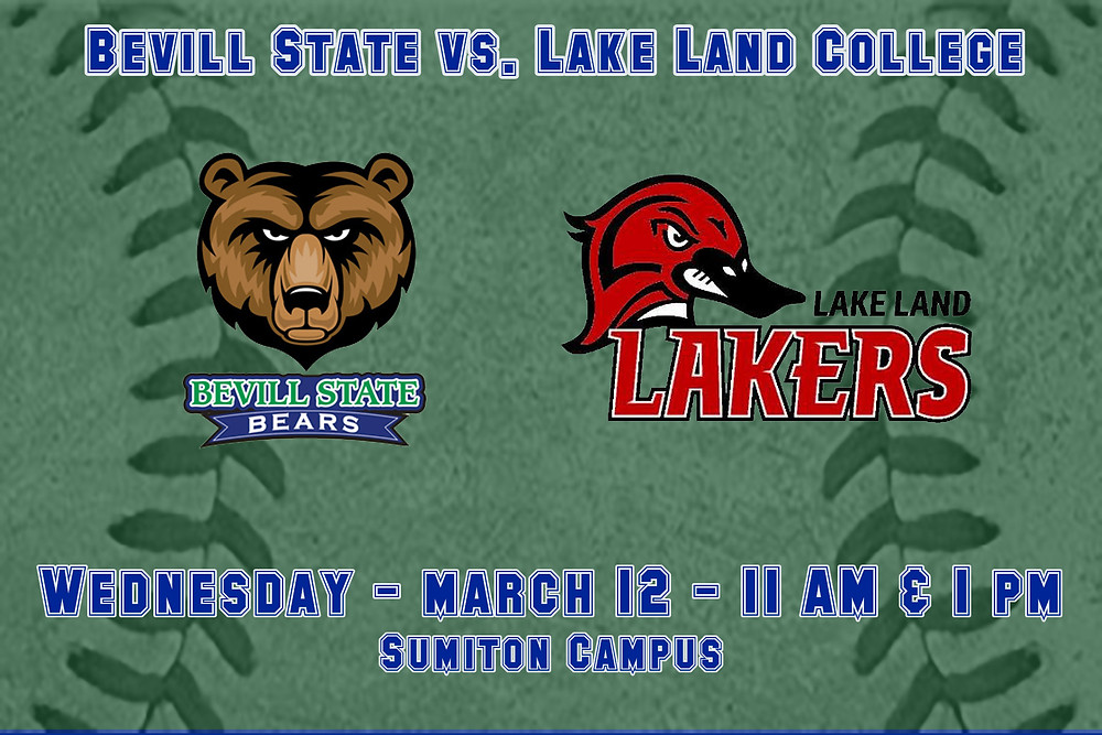 Bevill State v. Lake Land College graphic