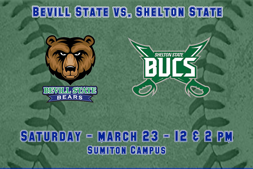 Bevill State vs. Shelton State Graphic 1