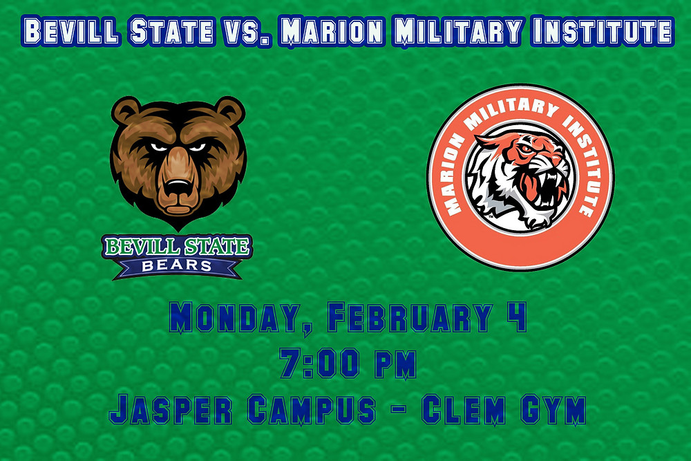 Bevill State vs. Marion Military Institute