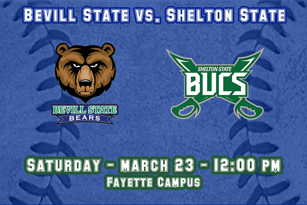 Bevill State vs. Shelton State Graphic 2