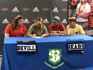 Brentli Champion Picks Bevill State