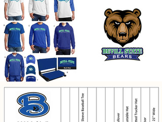 Get Your BSSC Softball Fan Gear Today!