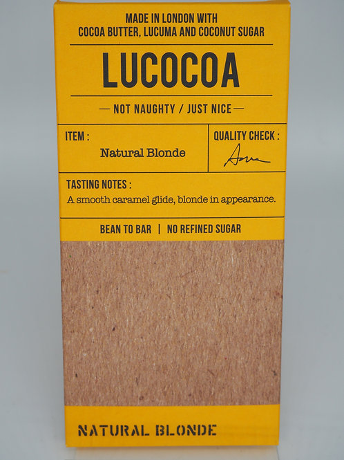 LUCOCOA  White 30% cocoa butter