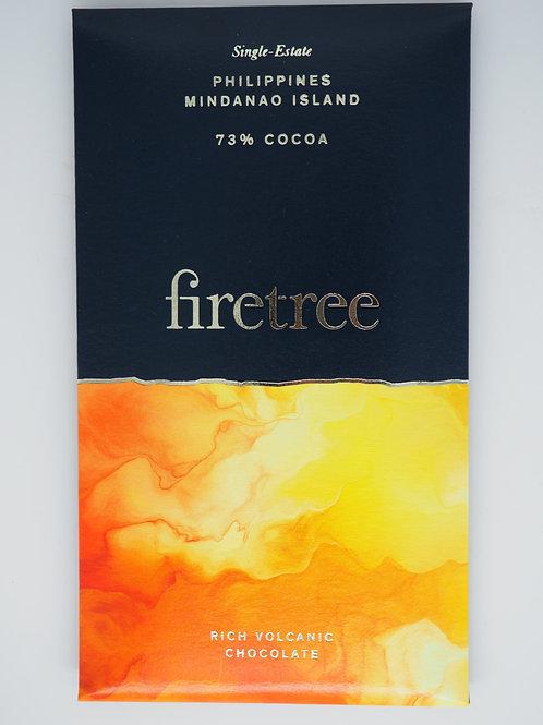 FIRETREE Philippines dark 73% cocoa