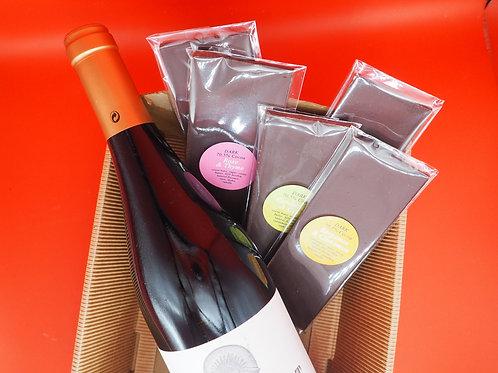 Wine & Chocolate Hamper