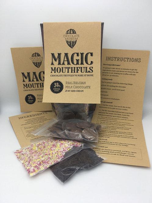 Truffles making kit