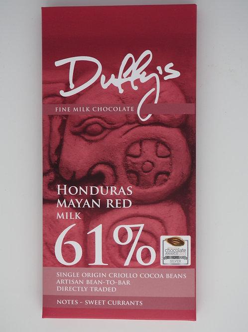 DUFFY'S Honduras milk 61% cocoa