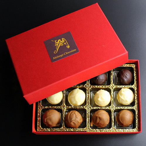 12/18 truffles assortment - ONLY PICK-UP!!