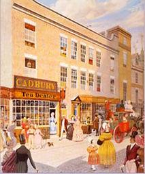 Cadbury first shop 1824.jpg
