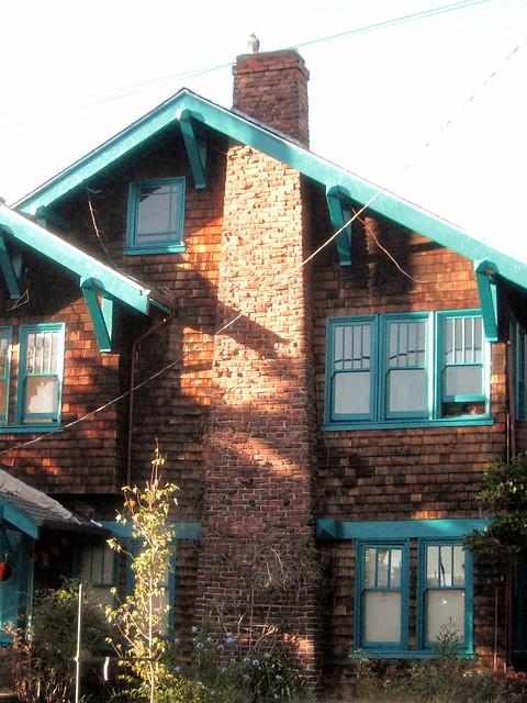 Brown Shingle Mutual Housing