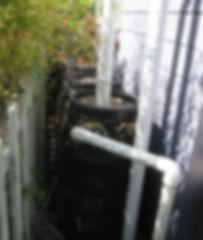 Brigid-rain barrels.jpg