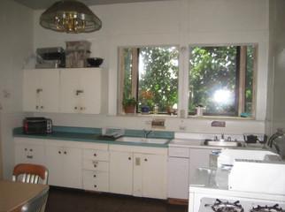 Fairmont House kitchen