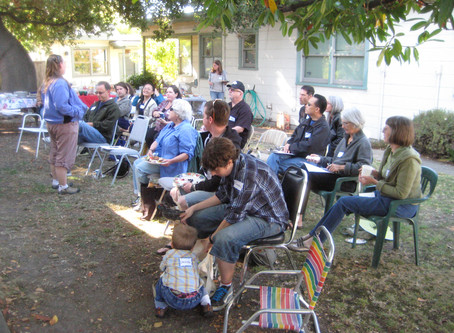 East Bay Cooperative Housing Gatherings