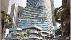 CQT Helps Multiplex on Quay Quarter Project