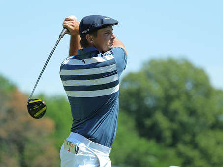 BRYSON DECHAMBEAU CAPTURES SIXTH PGA TOUR VICTORY AT THE ROCKET MORTGAGE CLASSIC