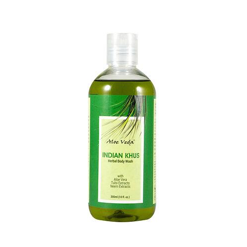 Indian Khus Herbal Body Wash