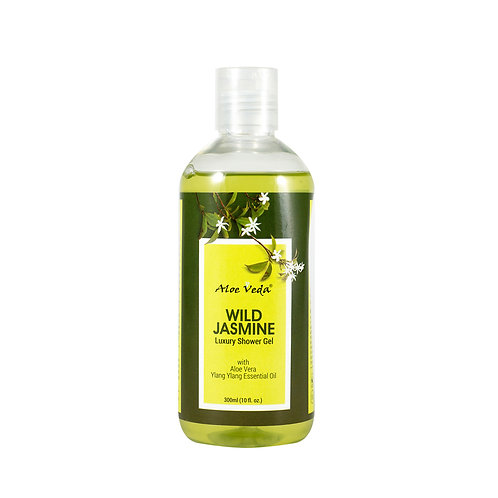 Wild Jasmine Luxury Shower Gel
