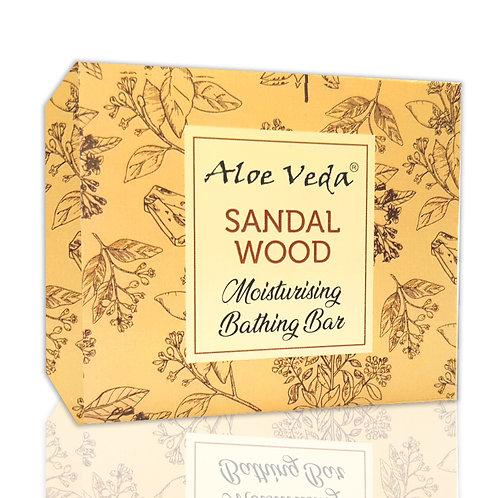 Moisturising Bathing Bar - Sandalwood with Cedarwood Oil