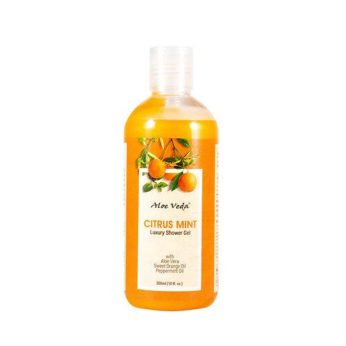 Citrus Mint Luxury Shower Gel