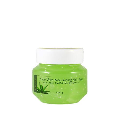 Nourishing Aloe Vera Gel (with Green Tea Extracts & Vitamin E beads)