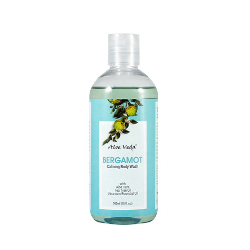 Bergamot Calming Body Wash
