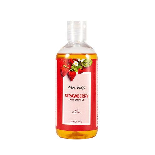 Strawberry Luxury Shower Gel