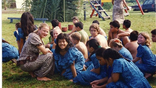 Students American Samoa