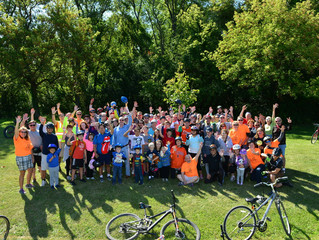 6th Annual River Trail Bike Ride