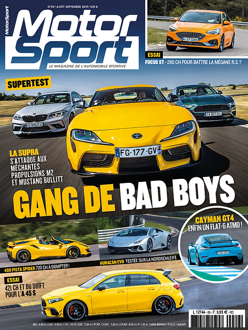 Motorsport 89