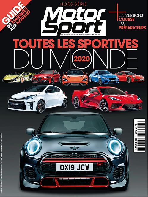 Hors Série Motorsport Toutes les Sportives du Monde 2020
