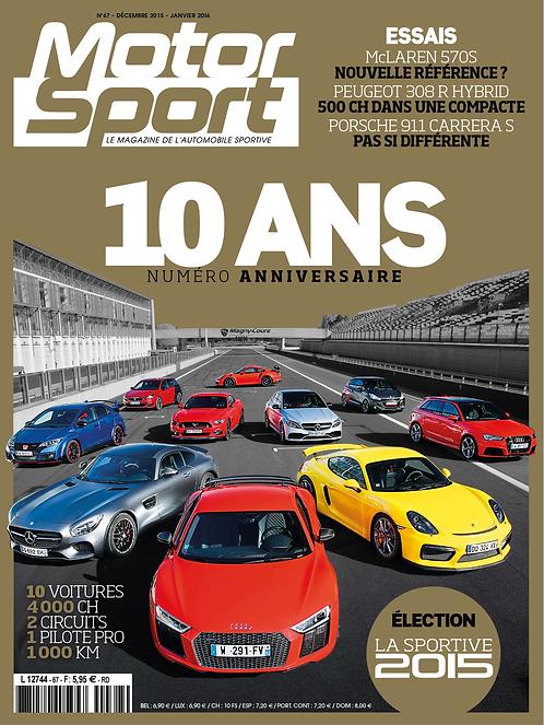 e-book Motorsport N°67
