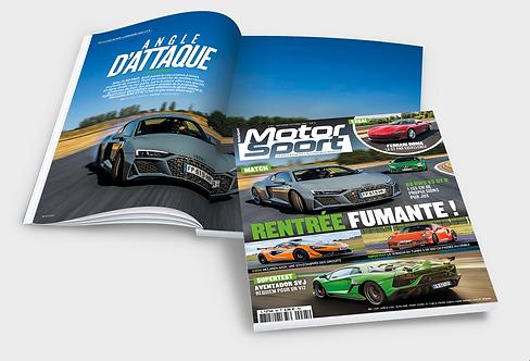 Abonnement 2 an Motorsport (France)