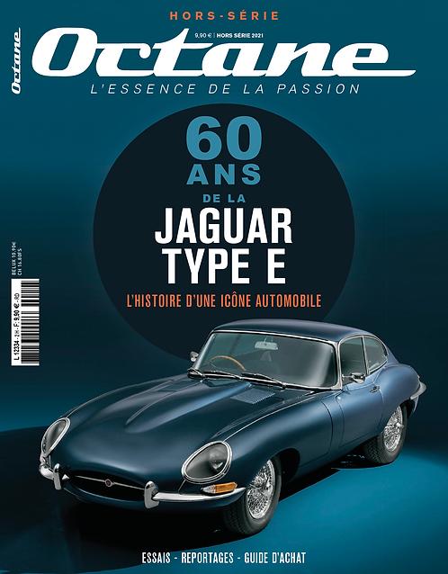 Octane Hors série Jaguar Type E