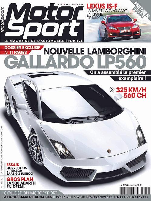 e-book Motorsport N°18