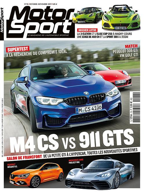 e-book Motorsport N°78