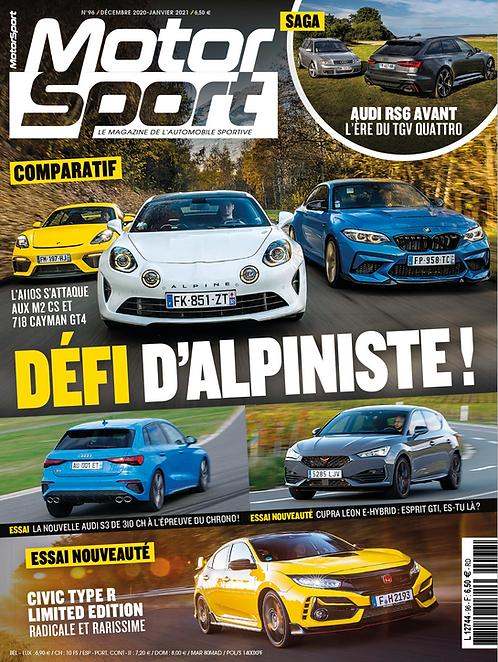 Motorsport N°96