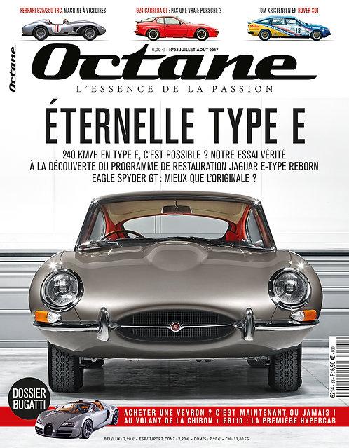 OCTANE 33