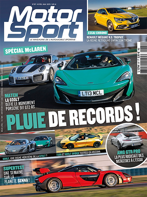 Motorsport 87