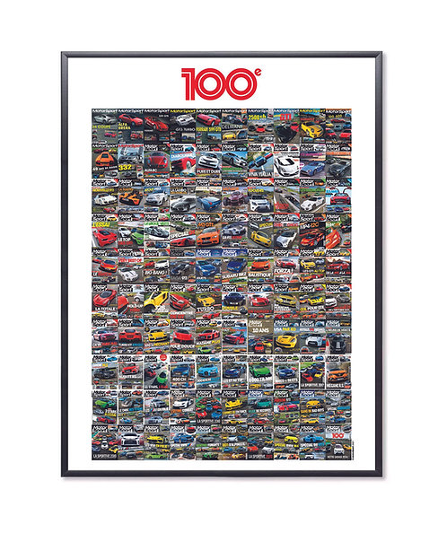 Poster Collector Motorsport 100e