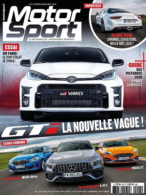 Motorsport 92