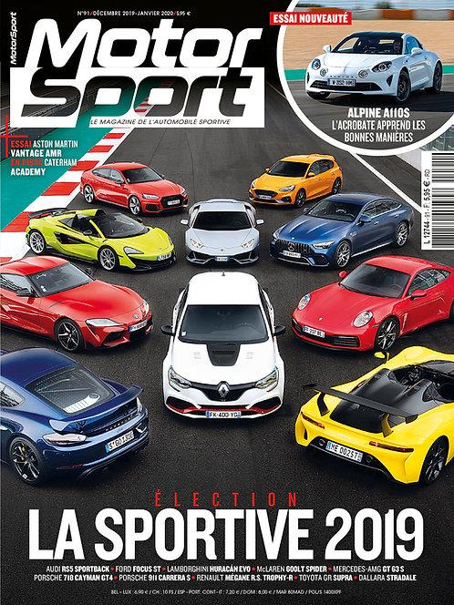 Motorsport N°91