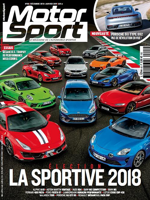 Motorsport 85