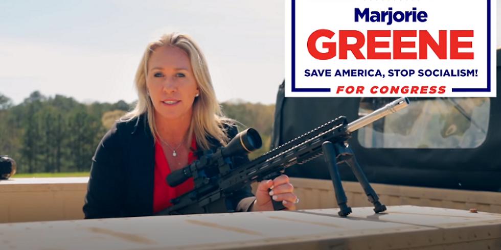 Rep Marjorie Greene - Georgia's 14th Congressional District