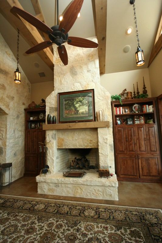 Fireplace Pierce