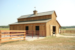 Pierce Barn Exterior