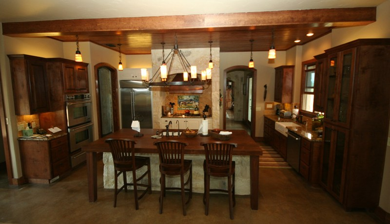 The Landing Pierce Kitchen